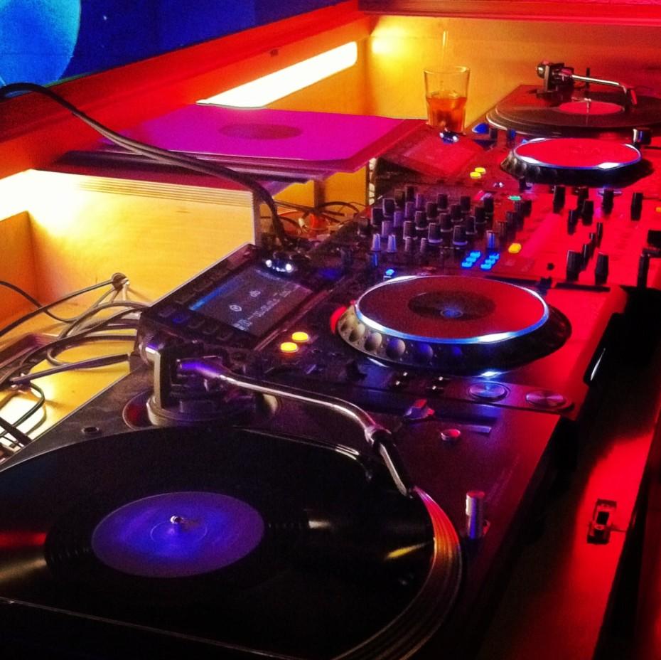 The Space Project, DJ set, super/collider, London