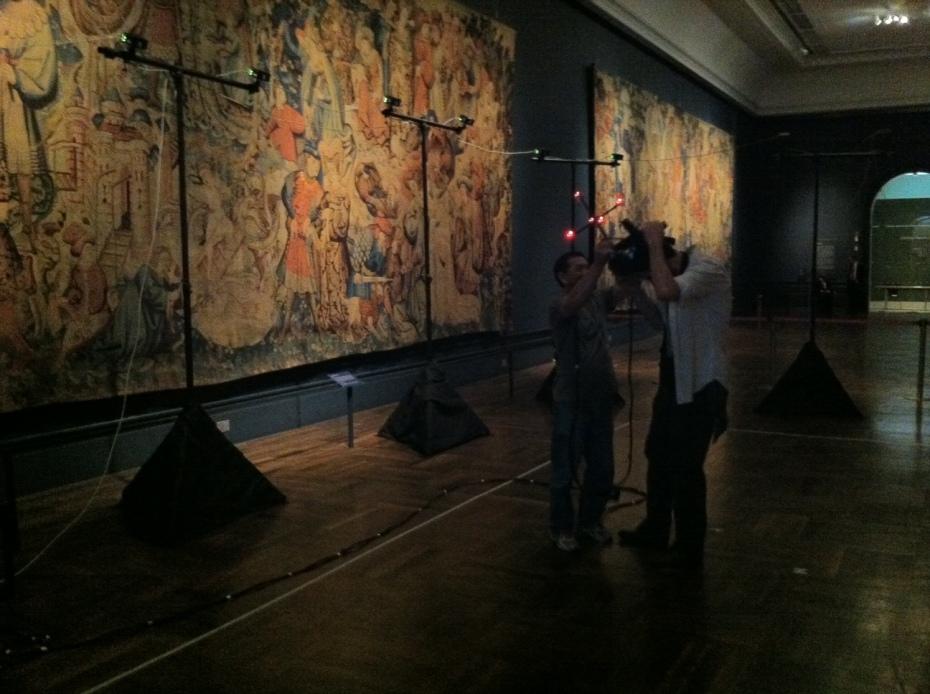 """Project Syria"" by Nonny de la Peña showcased at Victoria and Albert Museum"