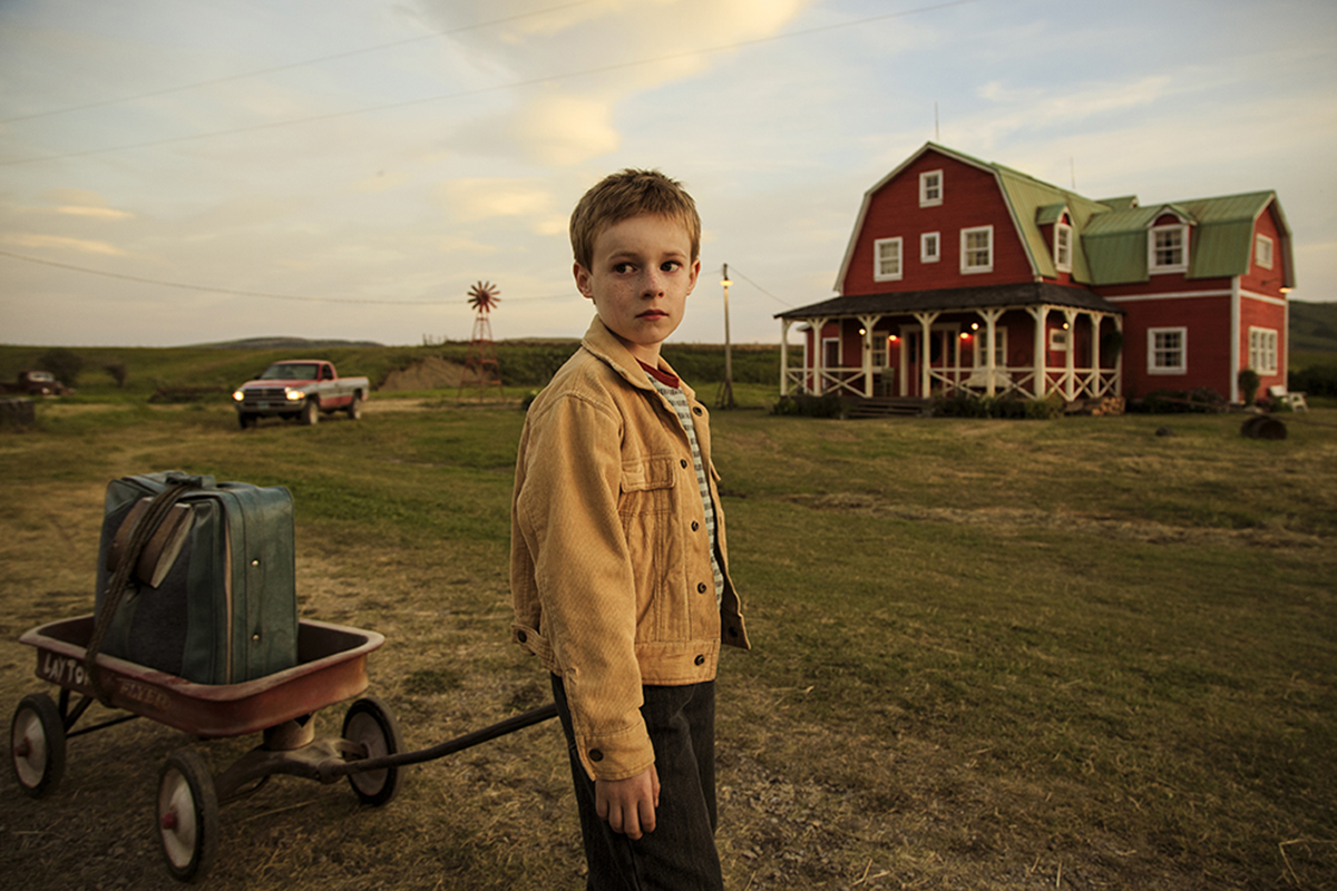 The Young and Prodigious T. S. Spivet, directed by Jean-Pierre Jeunet.