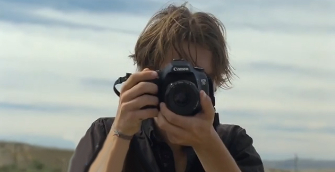 "Photography will set you free: Mason/Ellar Coltrane in Richard Linklater's ""Boyhood""."
