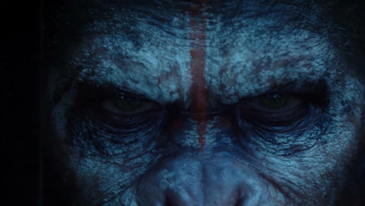 """Caesar in """"Dawn of the Planet of the Apes""""."""