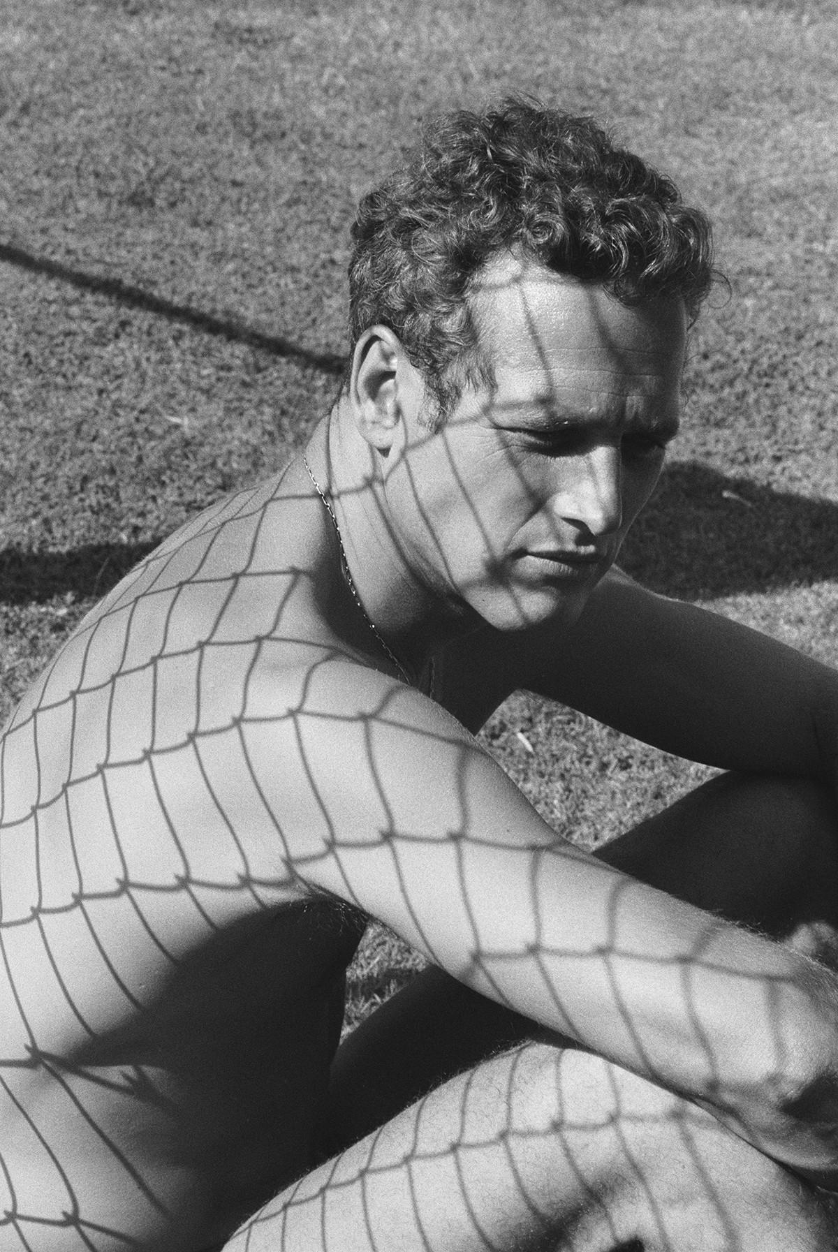 """Dennis Hopper, """"Paul Newman"""", 1964"""