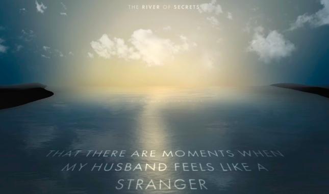 "Screenshot of the interactive platform ""River of Secrets"""