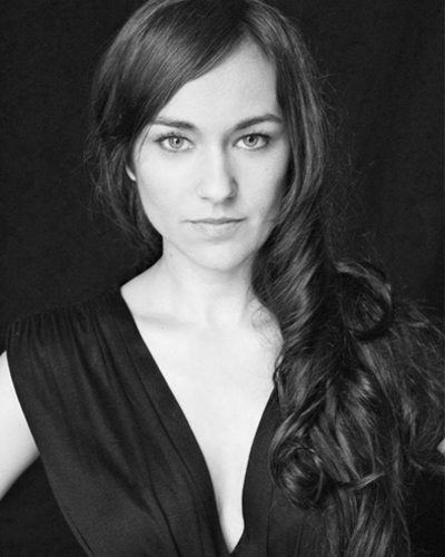 Actress Laura Toledo plays Sarah Taylor.