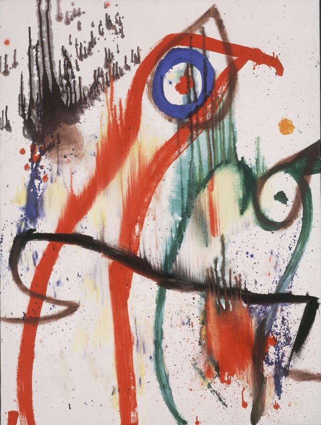"""""""Untitled"""", 1973-1978. Fundació Pilar i Joan Miró. © Successione Miró by SIAE 2014."""