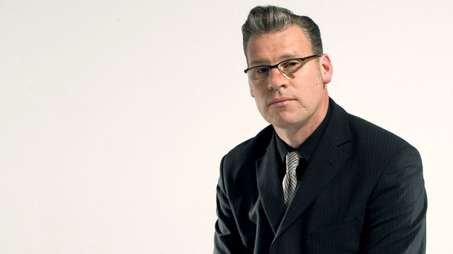 Film critic Mark Kermode