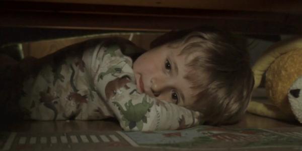 """Luka Schardan as Alex in """"Tuck Me In"""""""