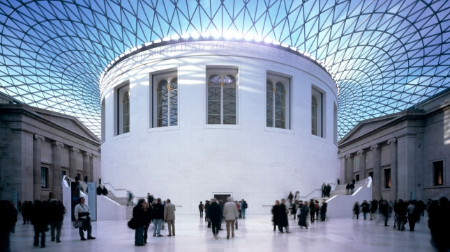 The British Museum, Great Court
