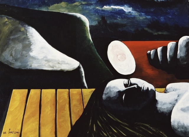 """Marco Lusini, """"Untitled"""" – from Oneiric Landscapes 